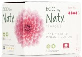 Naty ECO tampóny - super plus