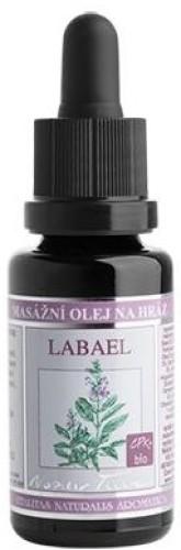 Nobilis Tilia Masážní olej na hráz Labael