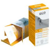 Eco Cosmetics Opalovací krém SPF 15 BIO