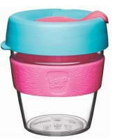 KeepCup Clear Edition RADIANT hrnek S