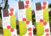 Perry Court Farm Ovocná RAW tyčinka jablko & malina