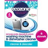Ecozone Čistič praček a myček na nádobí