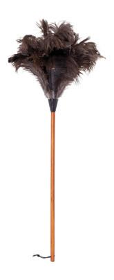 Redecker Prachovka z pštrosího peří 90 cm