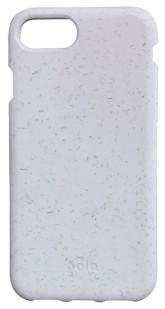 Pela Case Kompostovatelný obal na iPhone 6 / 6s / 7 / 8 - White