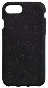 Pela Case Kompostovatelný obal na iPhone 6 / 6s / 7 / 8 - Black