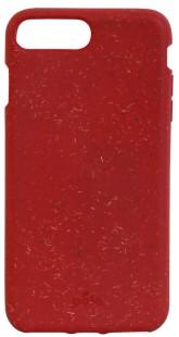 Pela Case Kompostovatelný obal na iPhone 6+ / 6s+ / 7+ / 8+ - RED