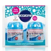 Ecozone Osvěžovač a čistič WC 2 kusy v balení