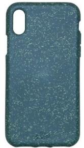 Pela Case Kompostovatelný obal na iPhone XS - Green