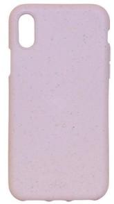 Pela Case Kompostovatelný obal na iPhone XS - Rose