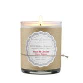 PLANTES & PARFUMS DE PROVENCE Řemeslně vyráběná sójová svíčka s vůní Třešně 180 g