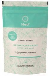 Khadi DETOX vlasová maska RHASSOUL & REETHA