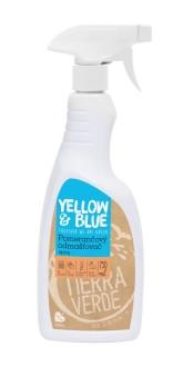Yellow&Blue Pomerančový odmašťovač – sprej