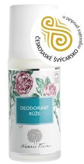 Nobilis Tilia Deodorant - Růže