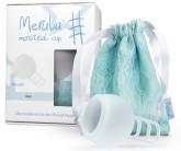 Merula Cup menstruační kalíšek pro ženy s nízkým čípkem - ICE