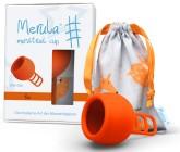Merula Cup menstruační kalíšek pro ženy s nízkým čípkem - FOX