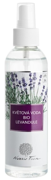 Nobilis Tilia Květová voda - BIO Levandule