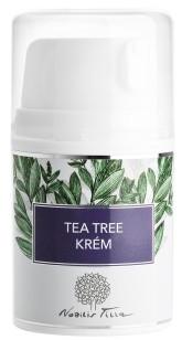 Nobilis Tilia Tea Tree krém (Čisticí krém Tea extra)