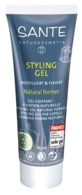 SANTE Přírodní stylingový gel na vlasy Natural Form