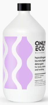 OnlyEco Přírodní hypoalergenní tekutý prací prostředek na dětské prádlo