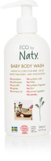 Eco by Naty Dětské ECO tekuté mýdlo