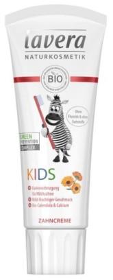 lavera BIO Dětská zubní pasta