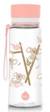 Equa Plastová lahev na pití pro děti Illusion collection - Playground