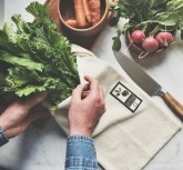 Vejibag Sáček na uchování zeleniny vel. Large 27,9 x 43,2 cm