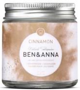 BEN & ANNA Zubní prášek - Skořice pro svěží dech 45 g
