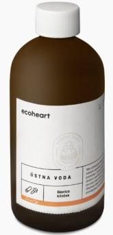 EcoHeart Ústní voda Hřebíček a skořice