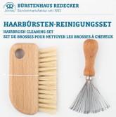 Redecker Sada na čištění kartáčů na vlasy