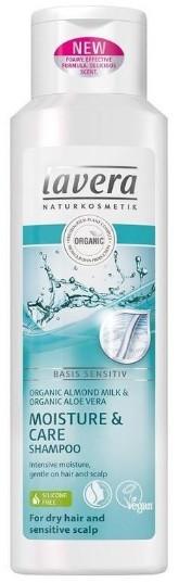 lavera Basic šampon Moisture &  Care