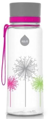 Equa Plastová lahev na pití pro děti Illusion collection - Dandelion