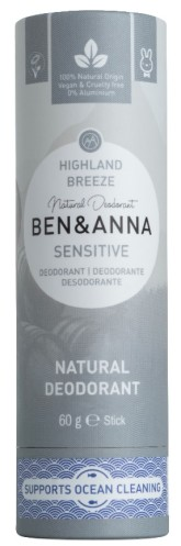 Ben & Anna Tuhý deodorant Sensitive - Highland Breeze