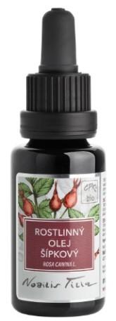 Nobilis Tilia BIO Šípkový olej (fialové sklo)