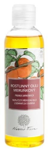 Nobilis Tilia Meruňkový olej 200 ml (plast)