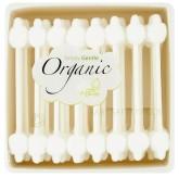 Simply gentle Organic Organické dětské vatové tyčinky Simply Gentle