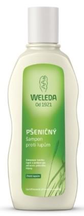 Weleda Pšeničný šampon proti lupům