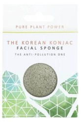The Konjac Sponge Company Konjacová houbička Element Země s energizujícím turmalínem