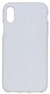 Pela Case Kompostovatelný obal na iPhone XS  - White