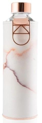 Equa Skleněná lahev z borosilikátového skla MISMATCH Lava