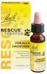 Dr. Bach Rescue® Pets Krizové kapky pro zvířata