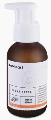 Ecoheart Zubní pasta s hřebíčkem a skořicí Tasty