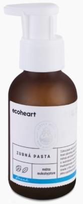 Ecoheart Zubní pasta s eukalyptem a mátou Fresh