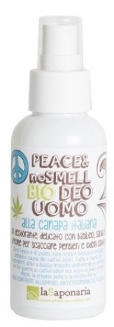 laSaponaria Pánský deodorant s konopím BIO