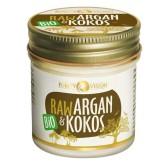 RAW kokosový olej Bio ve skle 120 ml