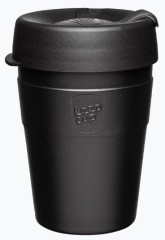 KeepCup Thermal BLACK hrnek, M