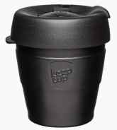 KeepCup Thermal BLACK hrnek, SiX