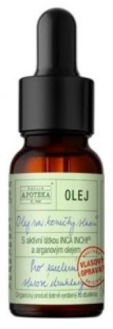 Havlíkova přírodní apotéka Olej na konečky vlasů