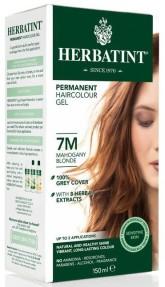 HERBATINT permanentní barva na vlasy mahagonová blond 7M