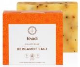 Khadi Shanti mýdlo BERGAMOT ŠALVĚJ
